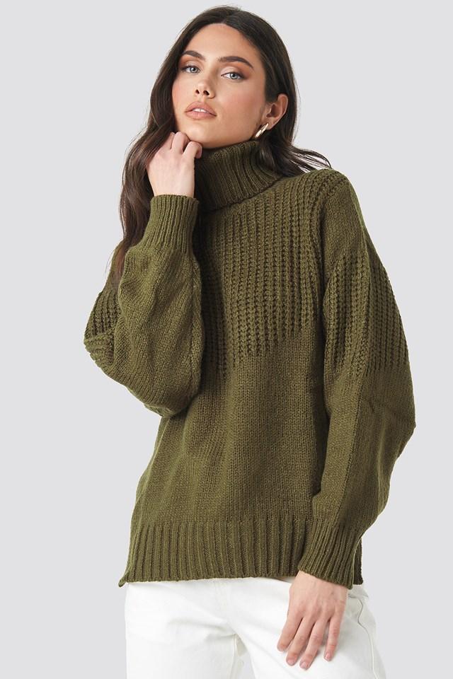 Halfen Sweater NA-KD.COM