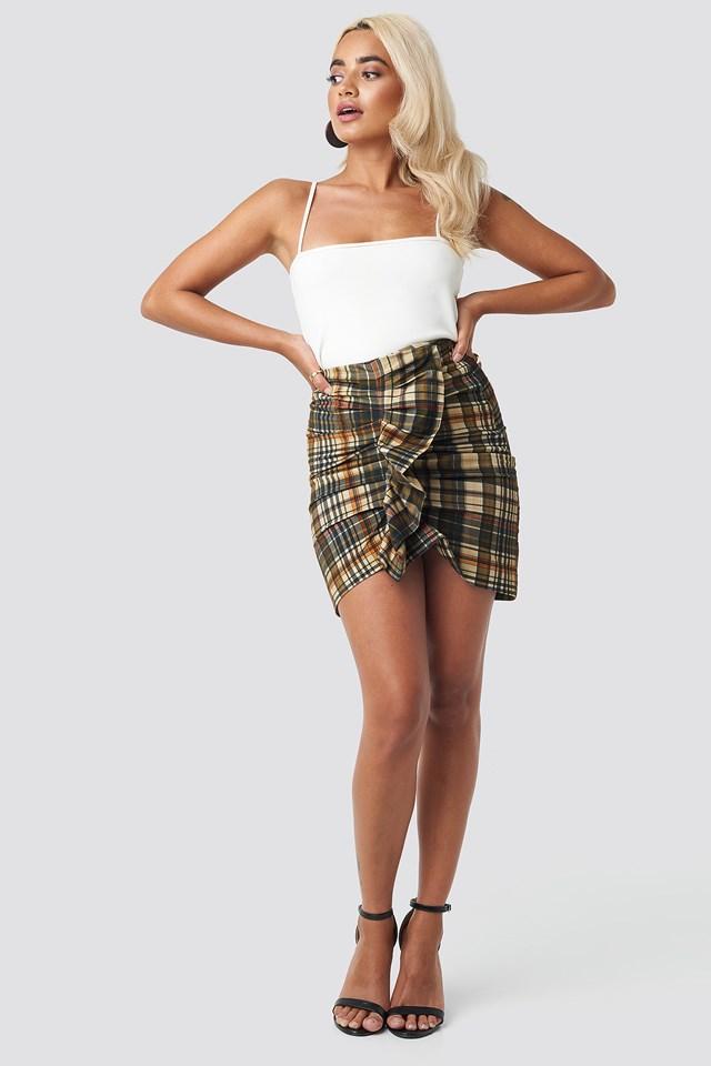Hawaii Skirt Khaki