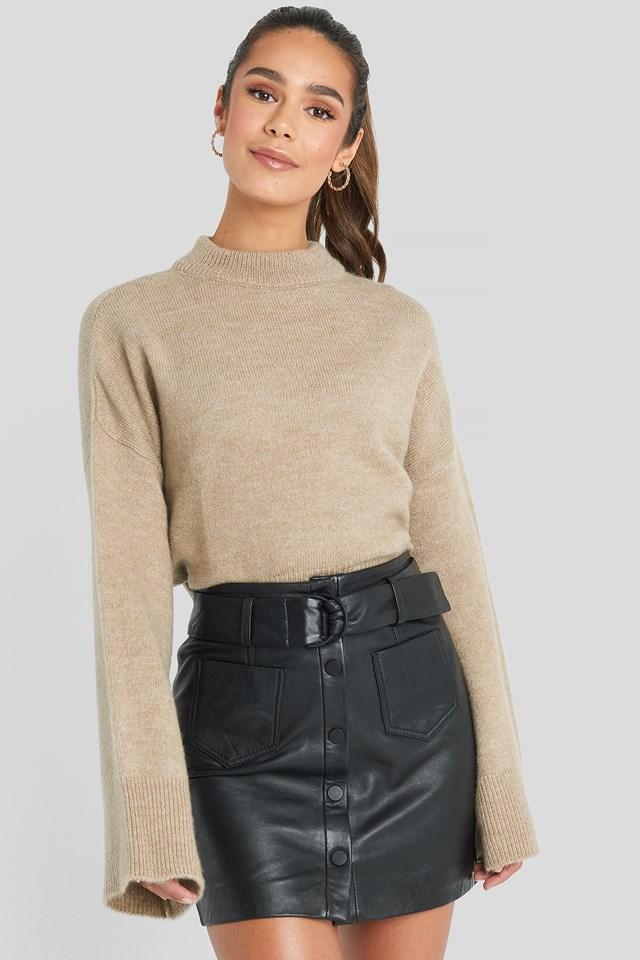 Helen Skirt Black