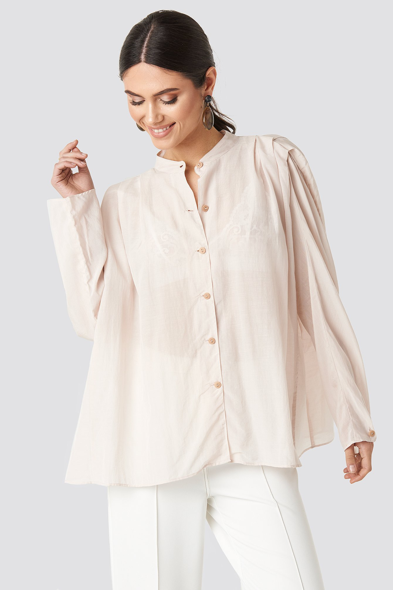 Nude Heracles Blouse