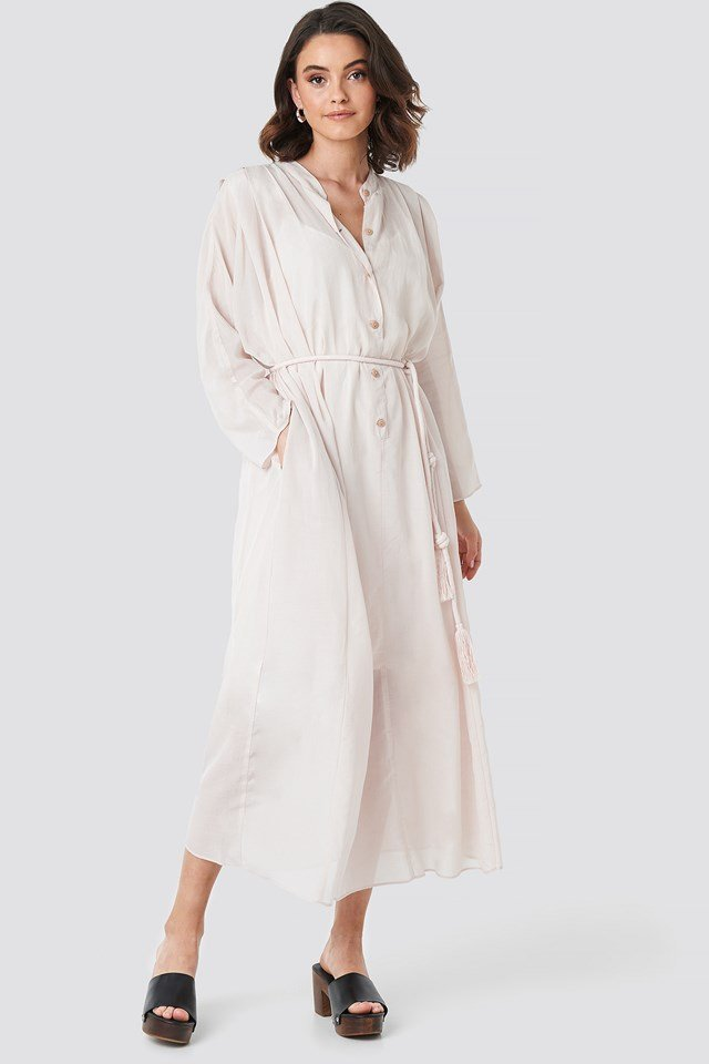Heracles Dress Nude