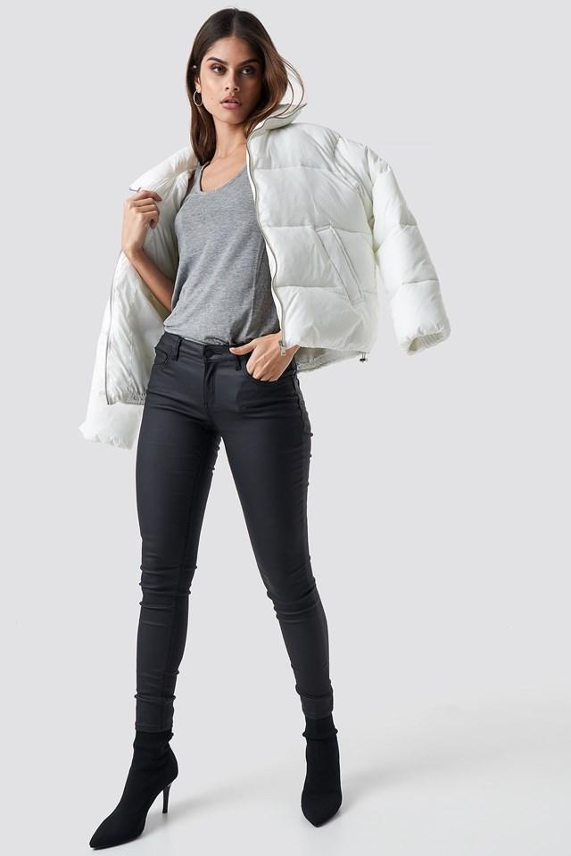 Kim Black Jeans NA-KD.COM