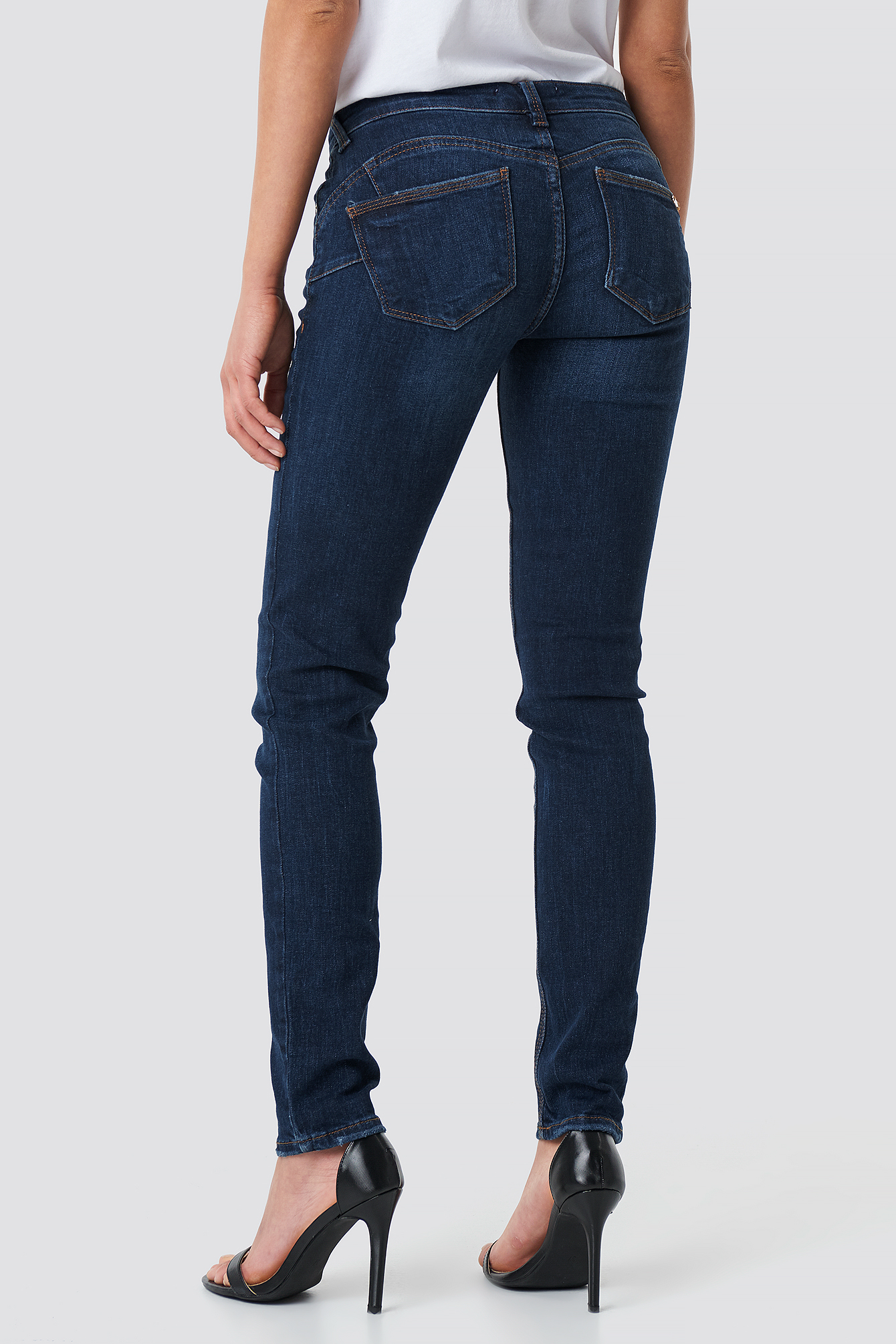 Kim Dark Denim NA-KD.COM