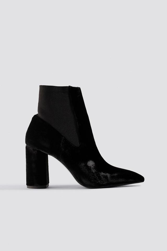 Laila Ankle Boots Black