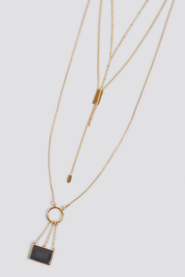 Leo Necklace NA-KD.COM