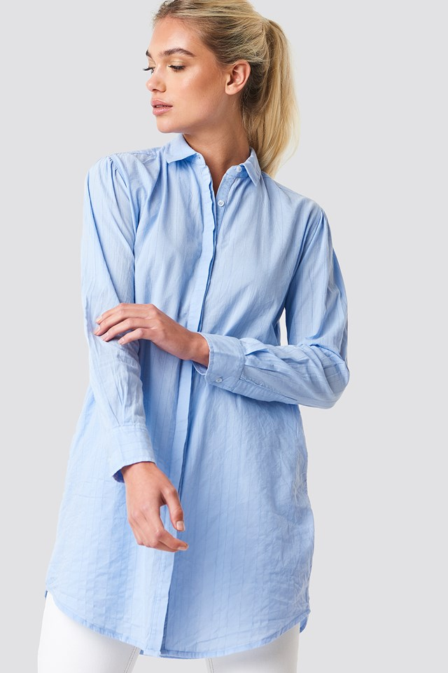Lines Shirt NA-KD.COM