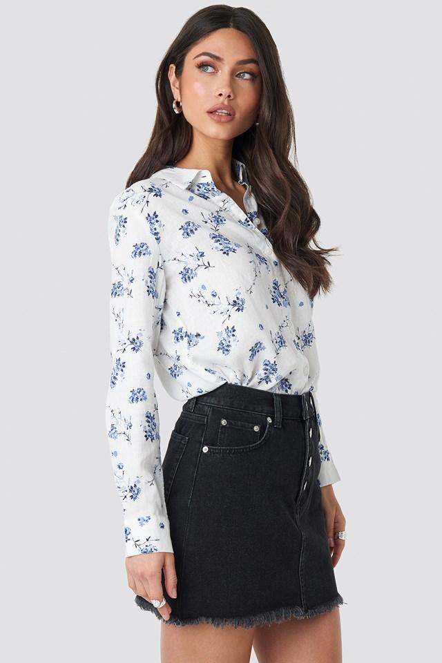 Lino Shirt NA-KD.COM