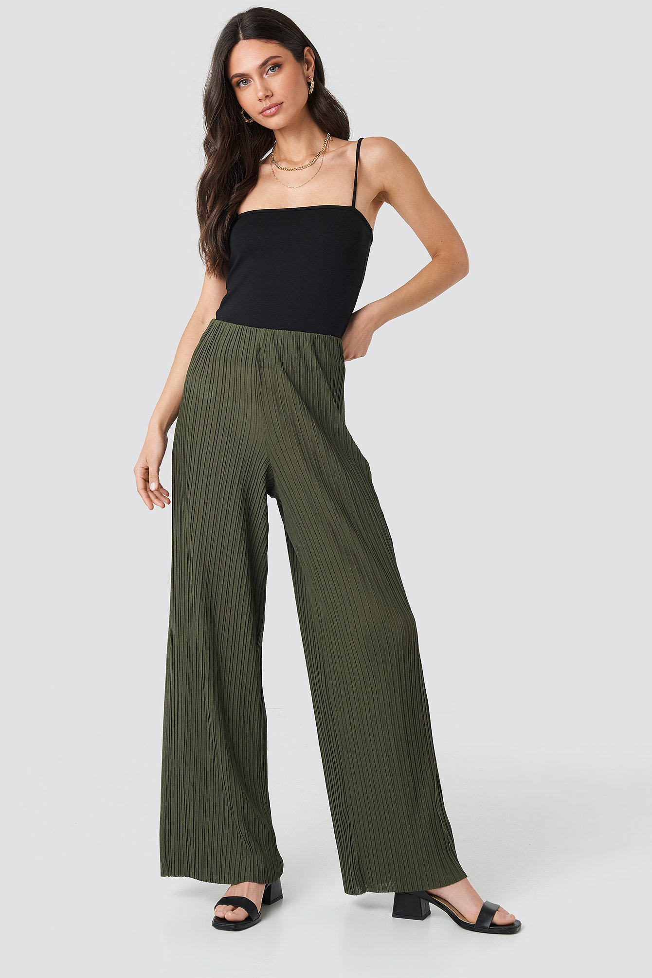 Louise Trousers NA-KD.COM