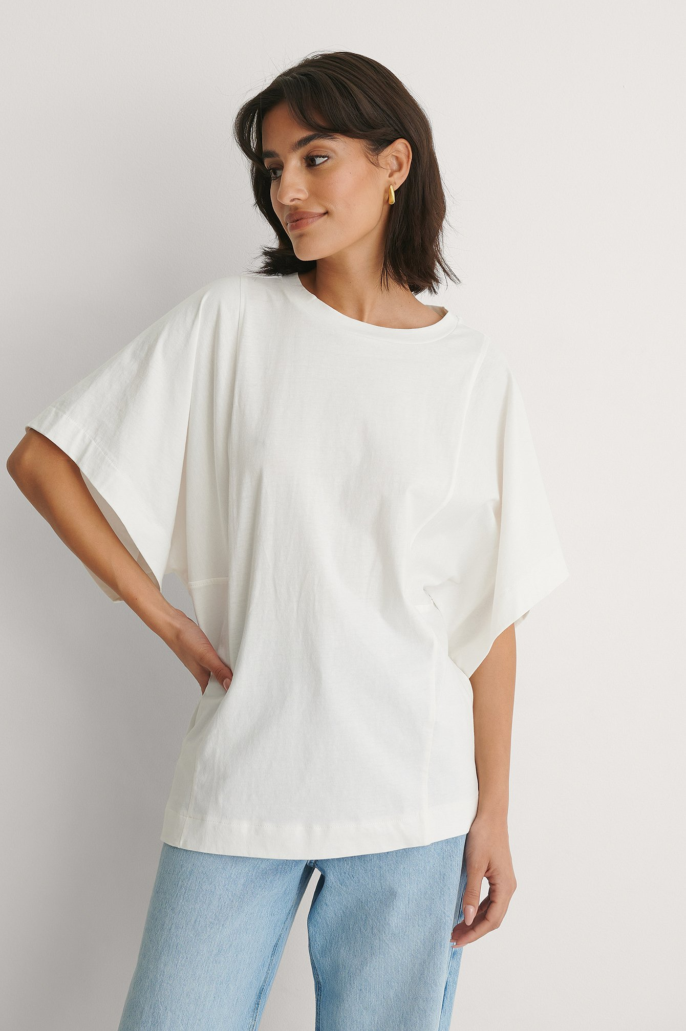 MANGO T-Shirt - White