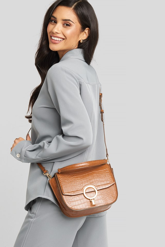 Malpensa M Bag Medium Brown