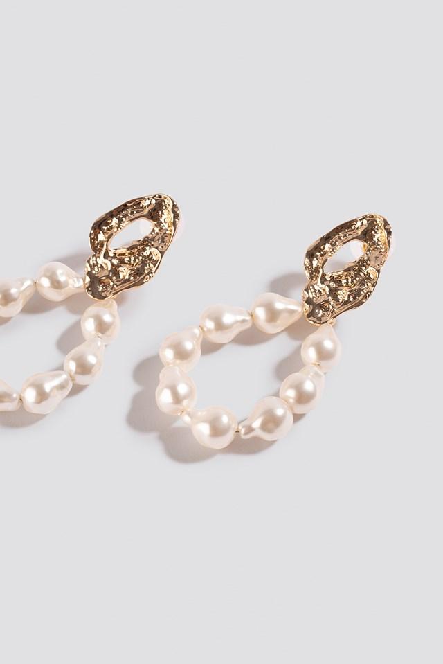 Mana Earrings Gold