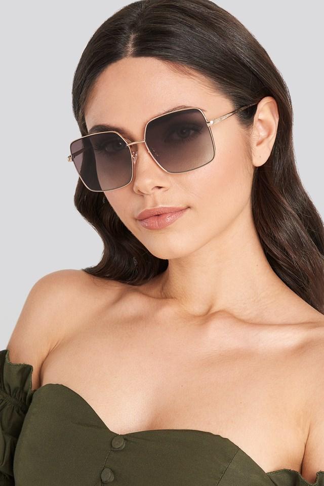 Manuelas Sunglasses Silver