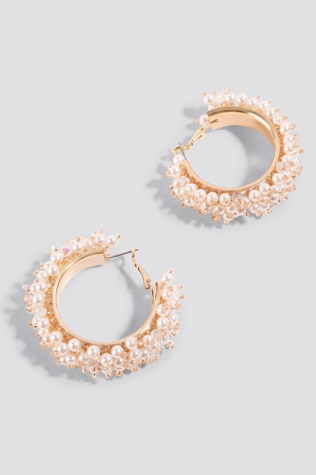 Mar Earrings NA-KD.COM