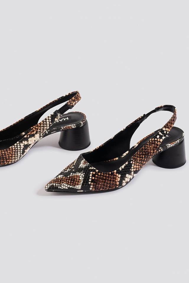 Marian1 Shoes Terracotta