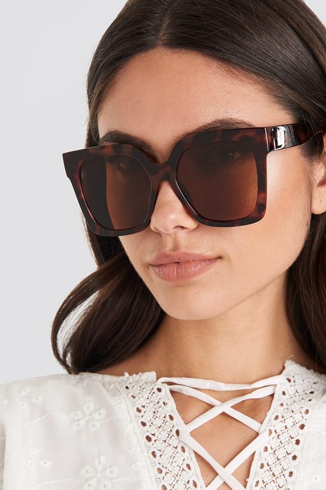 Marie Sunglasses Chocolate