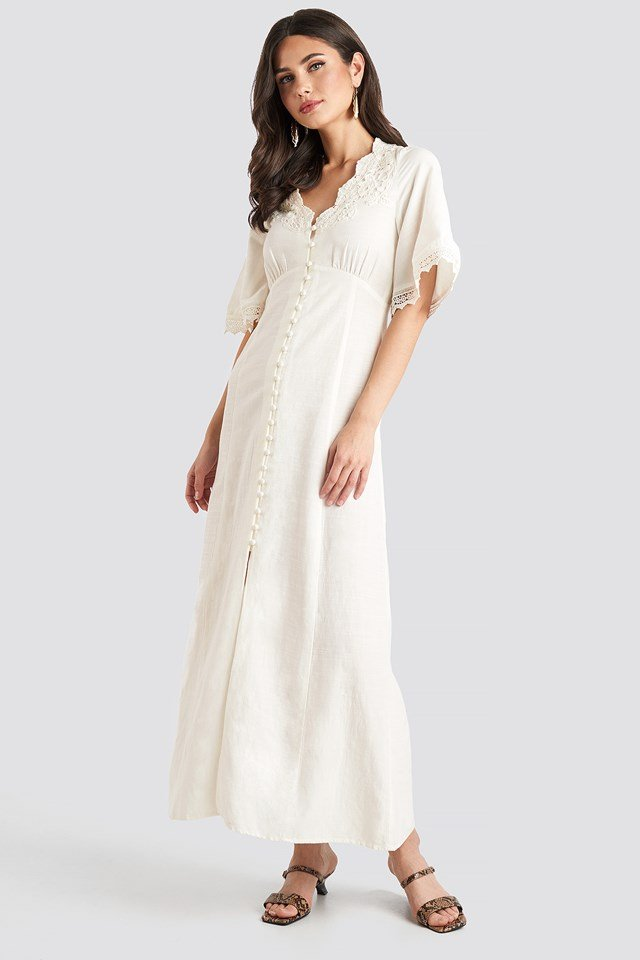Marisa Dress Offwhite