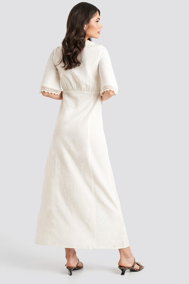 Marisa Dress Offwhite