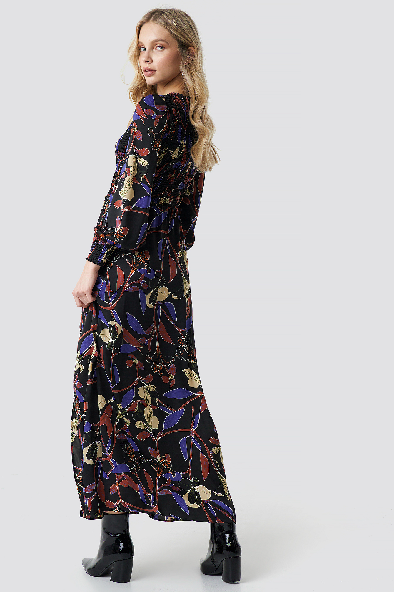 Meghan Maxi Dress NA-KD.COM