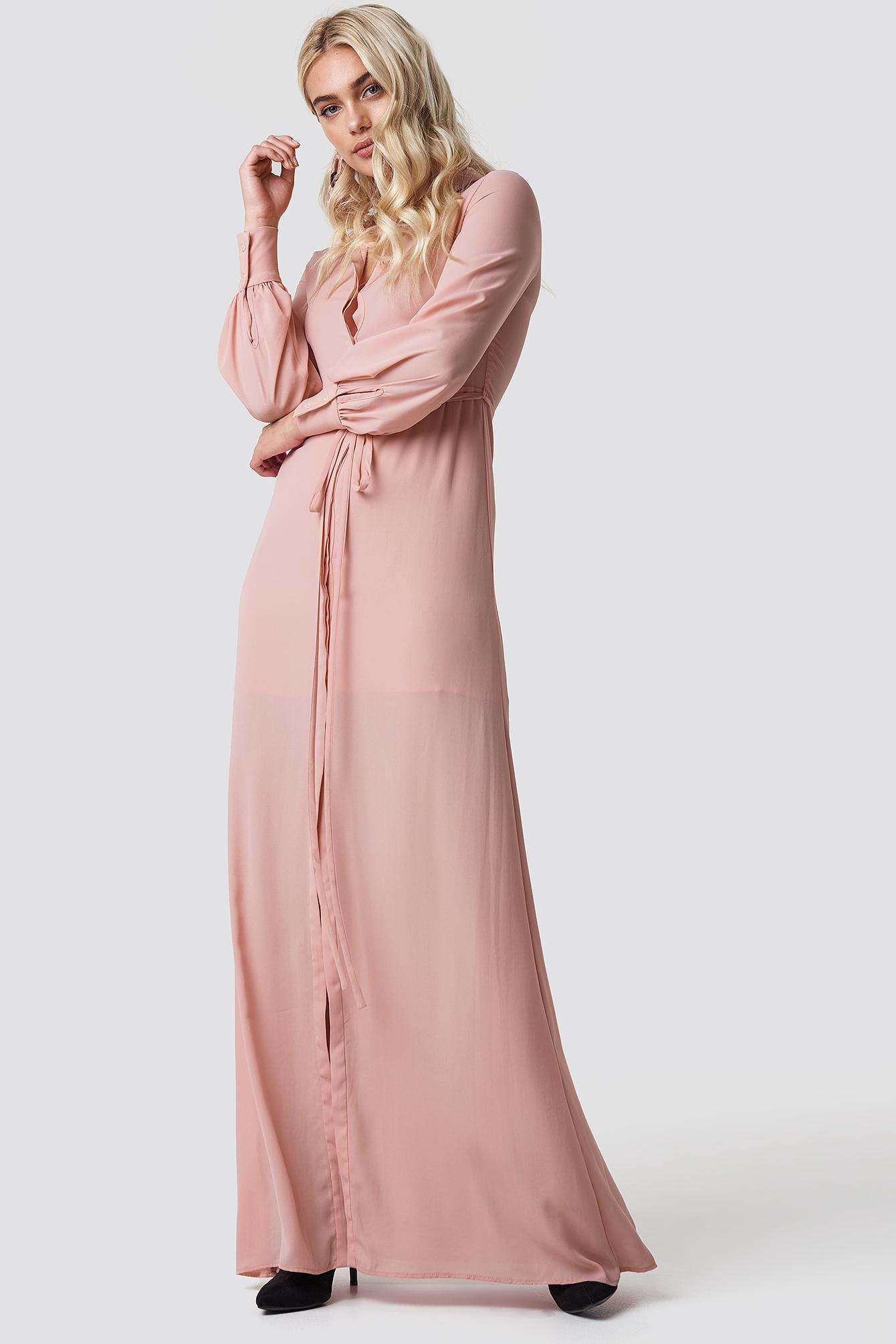 Mia-a Maxi Dress NA-KD.COM