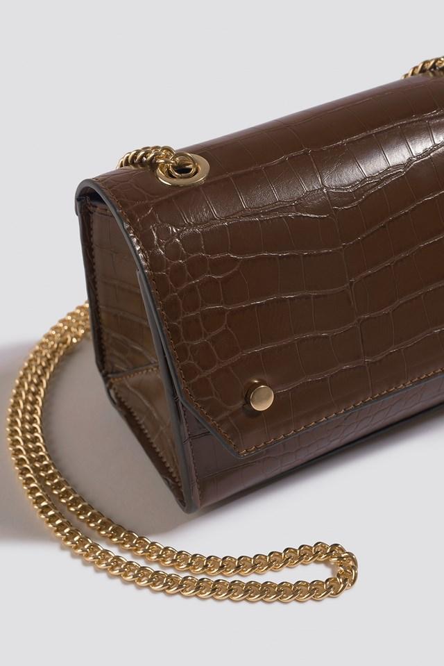 Micro Mch Bag Brown
