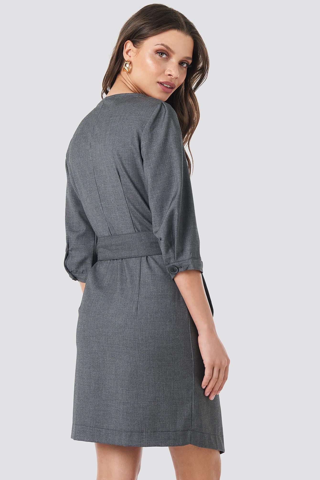 Milly Dress NA-KD.COM