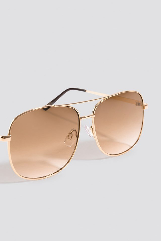Mint Sunglasses Gold