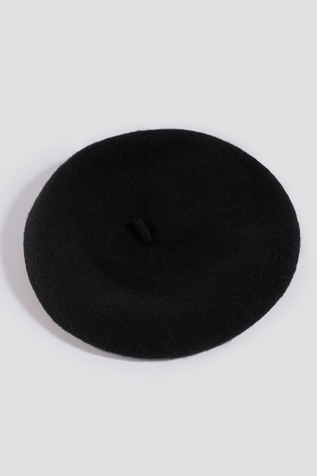 Miranda Hat Black