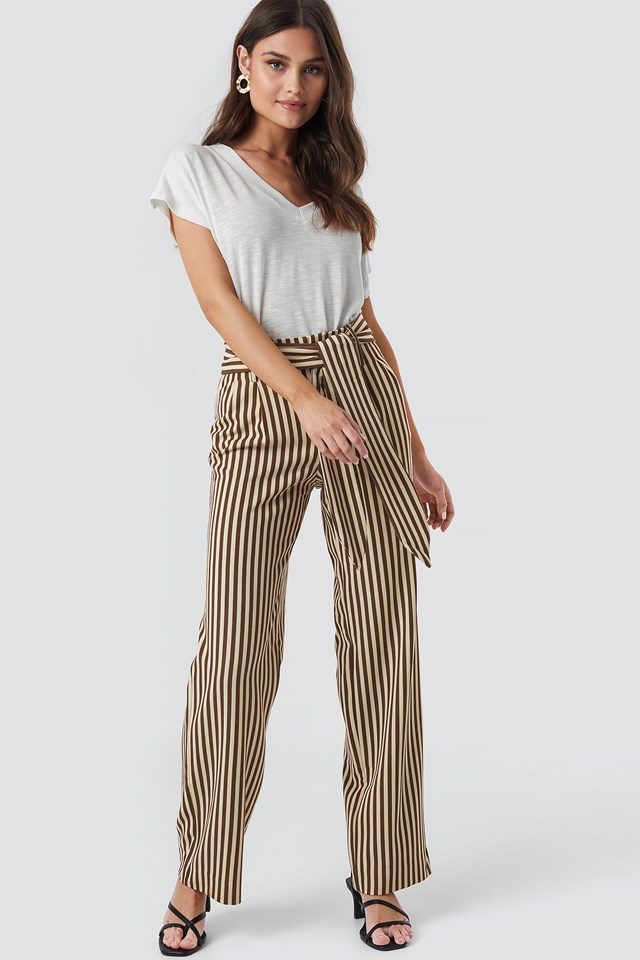 Mosquito Trousers NA-KD.COM