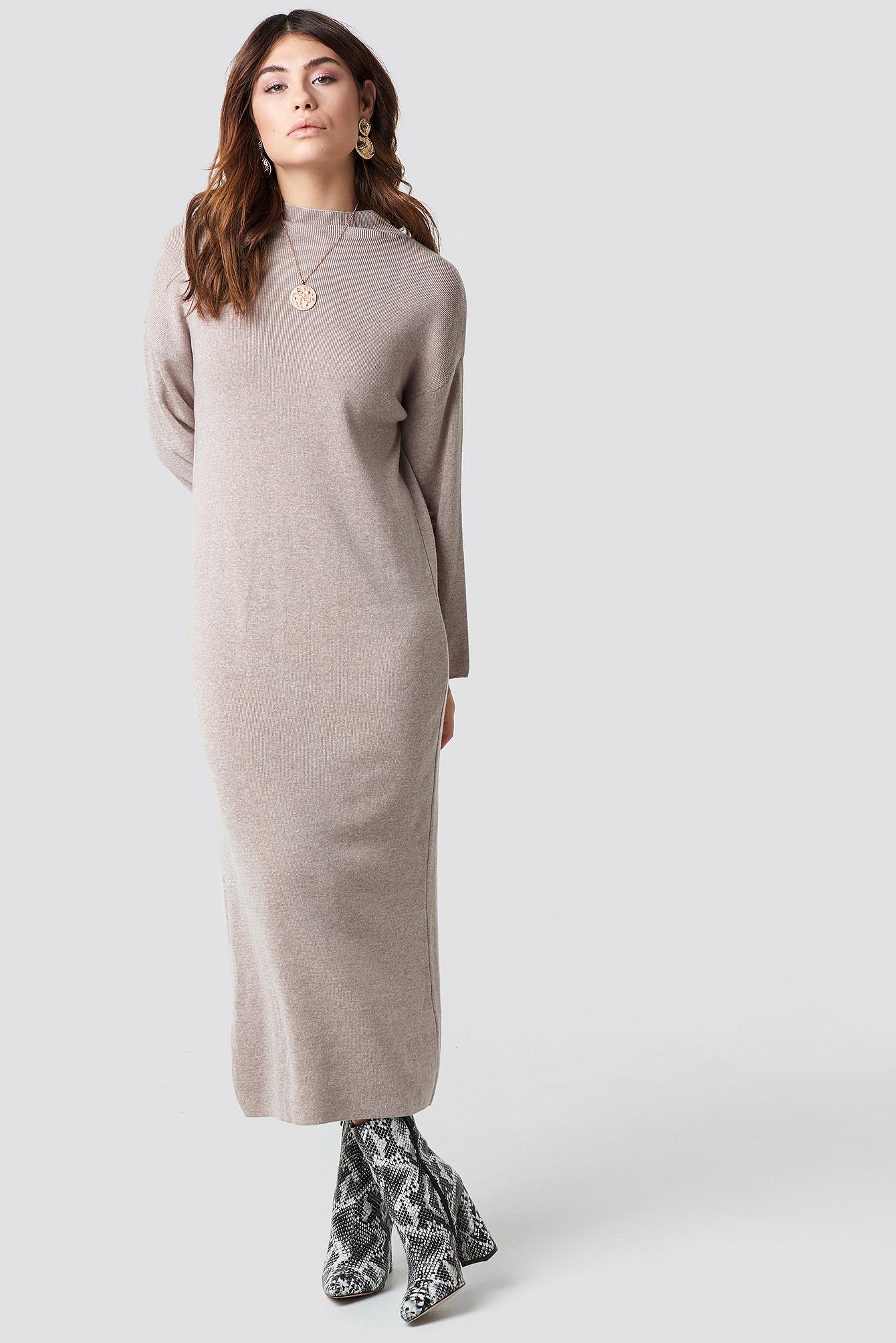 Nimes Maxi Dress NA-KD.COM
