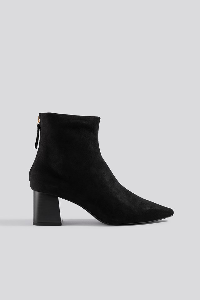 Noon Ankle Boots MANGO