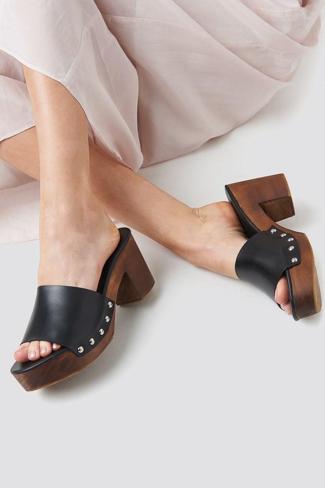 Noor Sandals NA-KD.COM