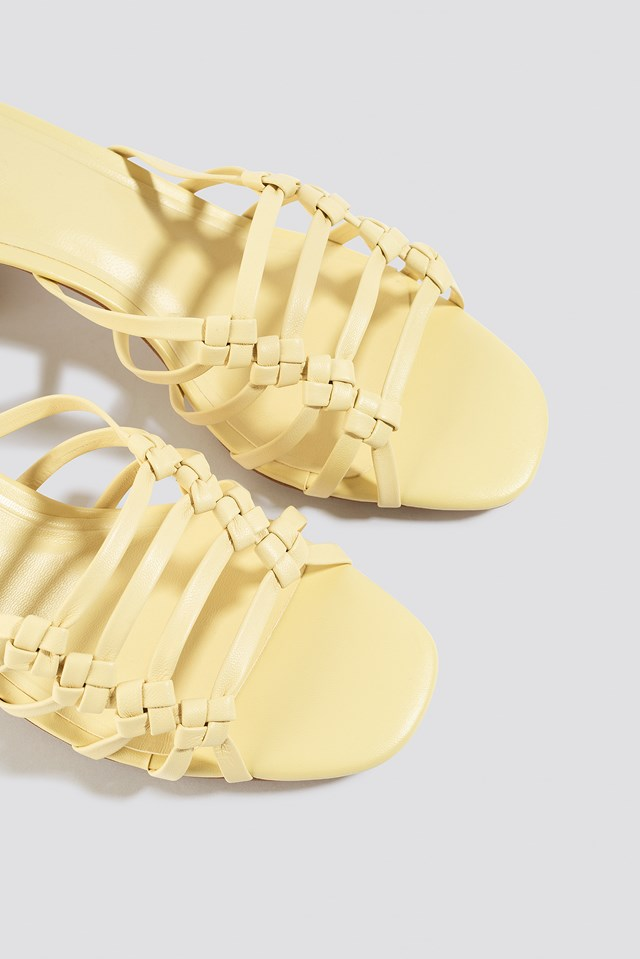 Nudito Sandals NA-KD.COM