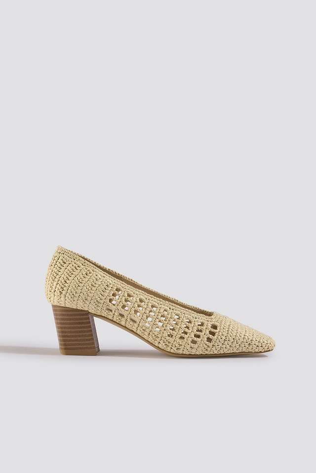 Nuria Shoes Beige