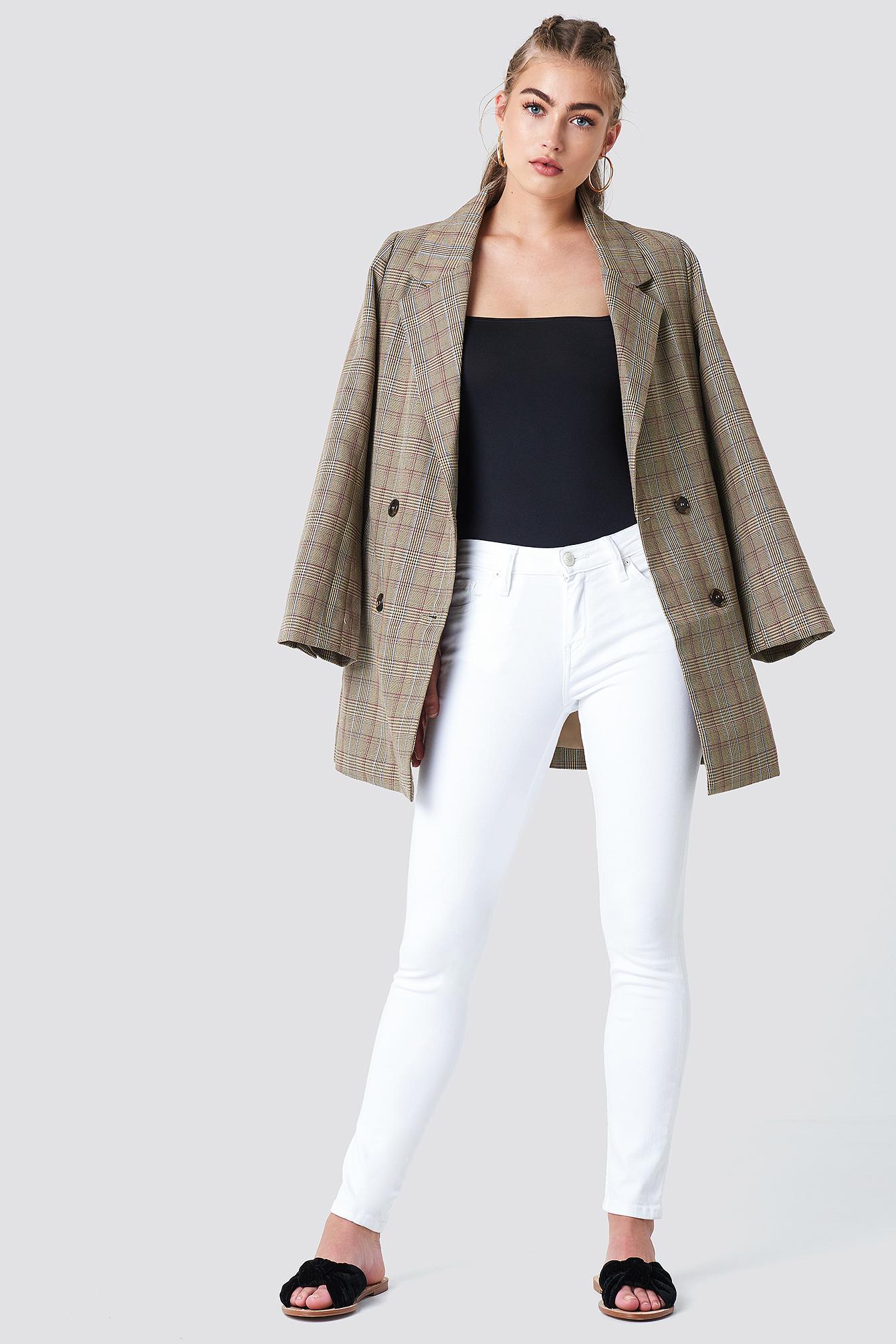 Olivia Skinny Jeans NA-KD.COM