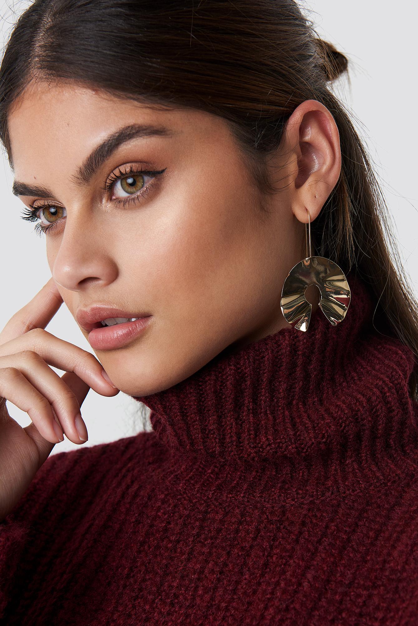 Oslo Earrings NA-KD.COM