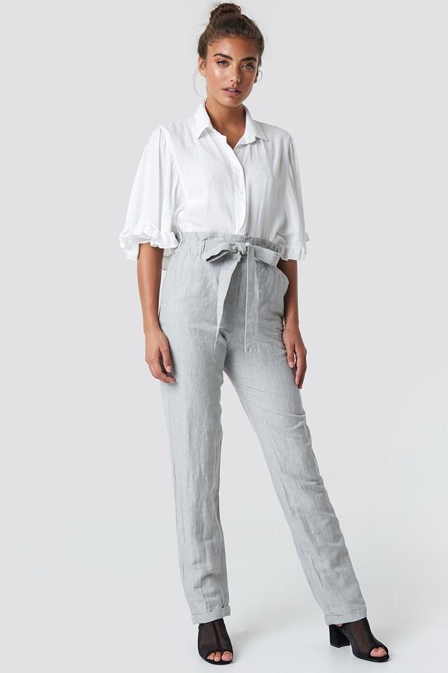 Paper Trousers MANGO