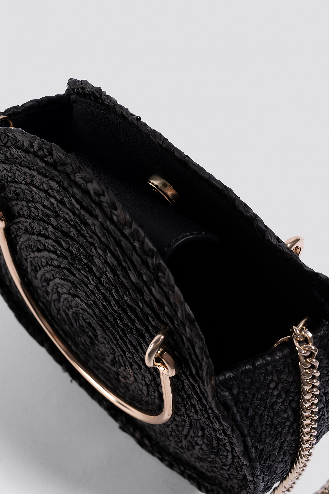 Black Paris P Bag