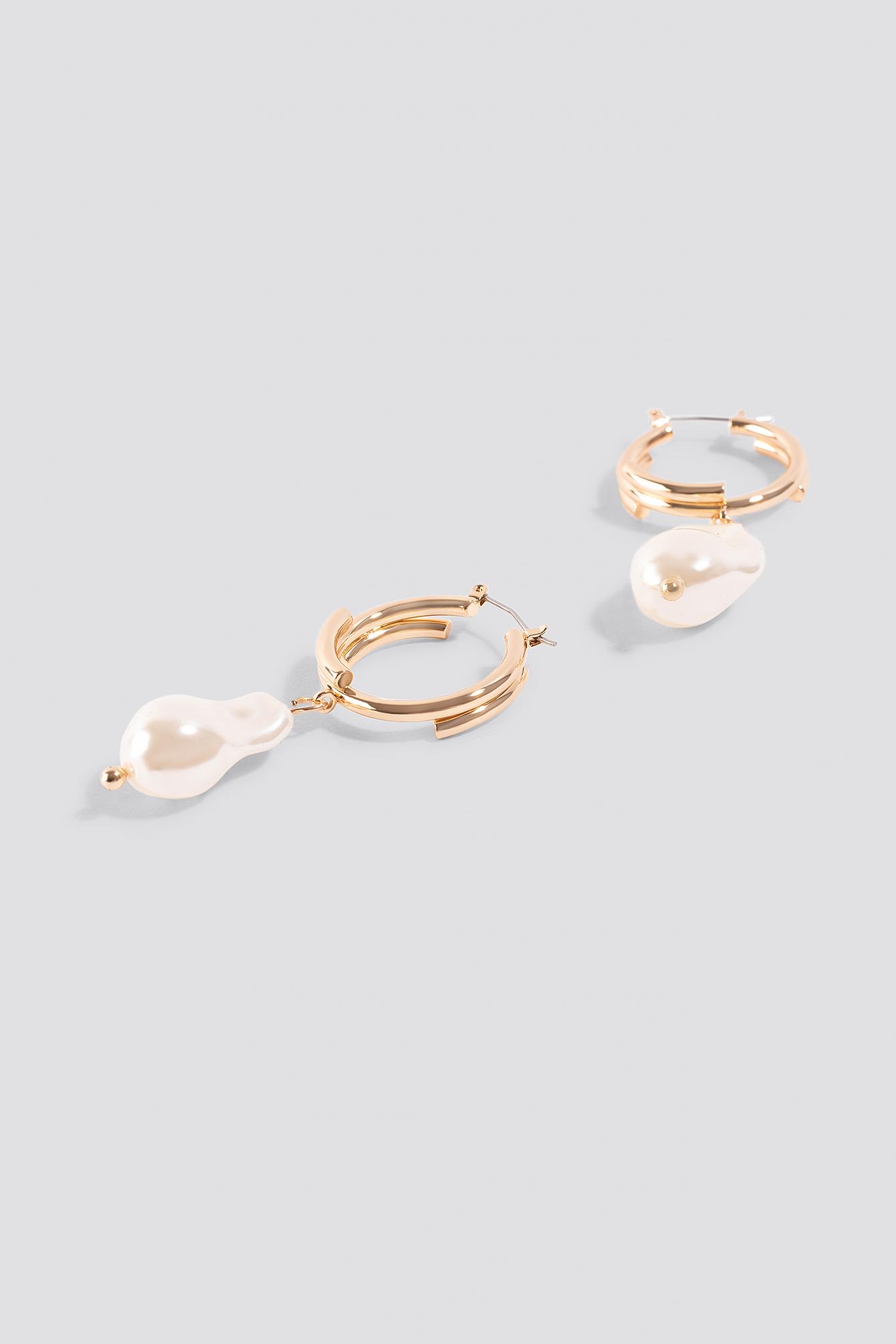 Paz Earrings NA-KD.COM