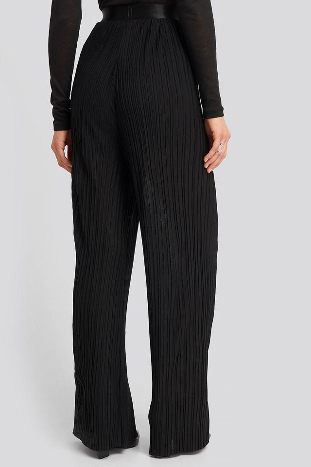 Plipant Trousers Black