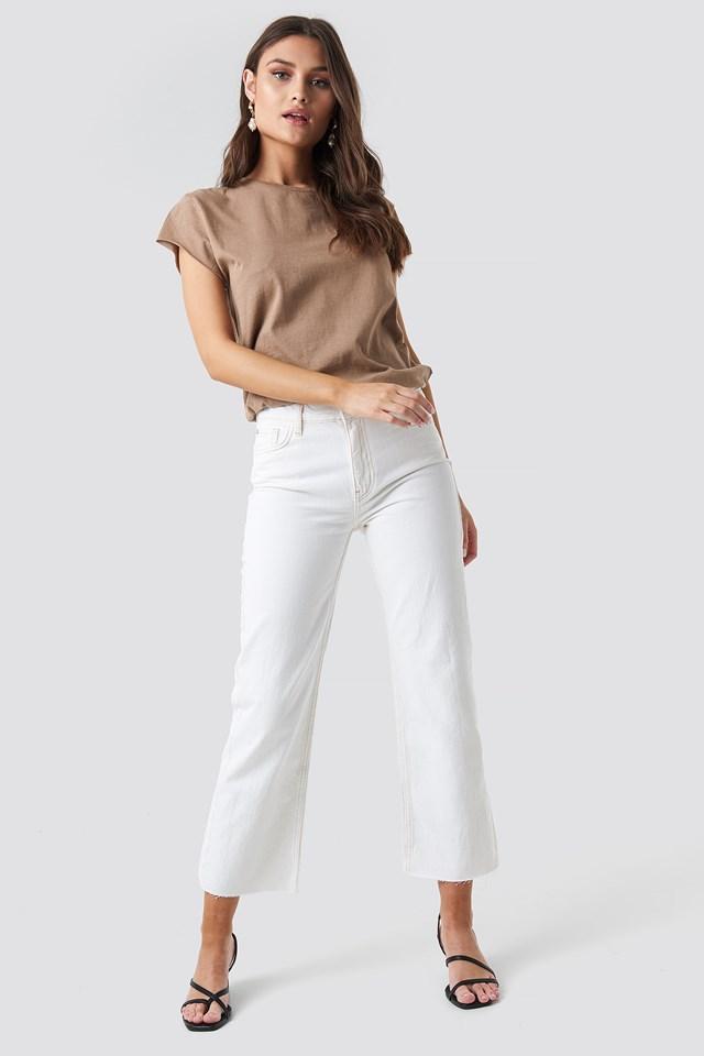 Pretty Jeans Cream