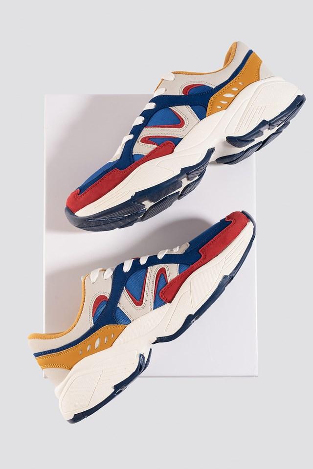 Raquel Sport Shoe Dark Blue