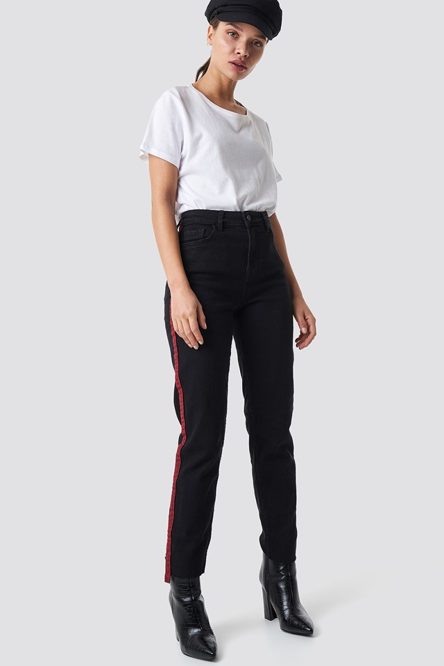 Redline Jeans Open Grey