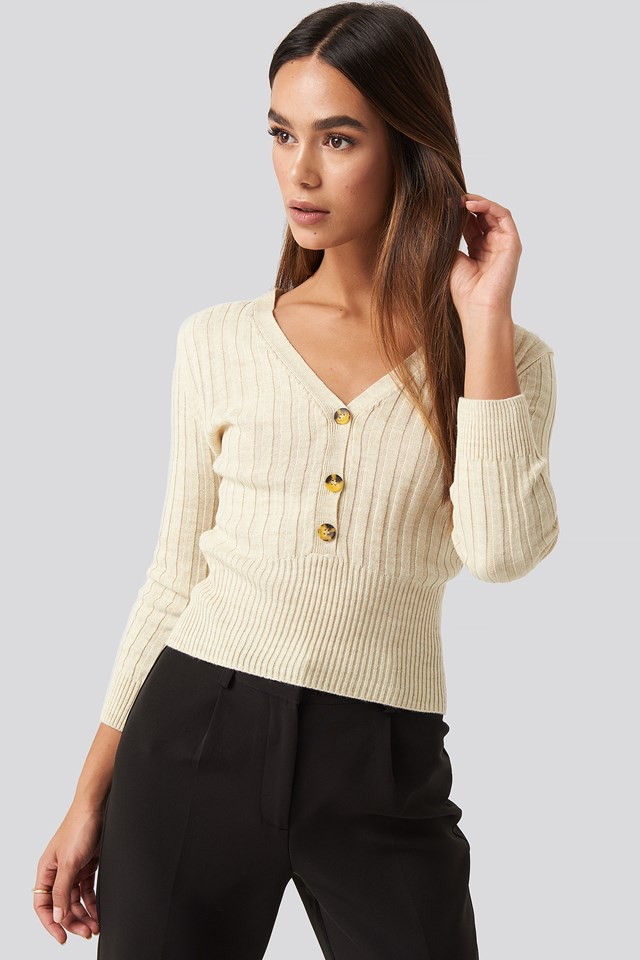 Ribetto Sweater MANGO
