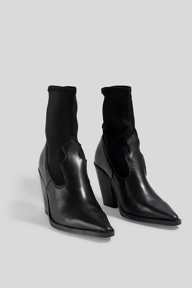 Rota Ankle Boots MANGO