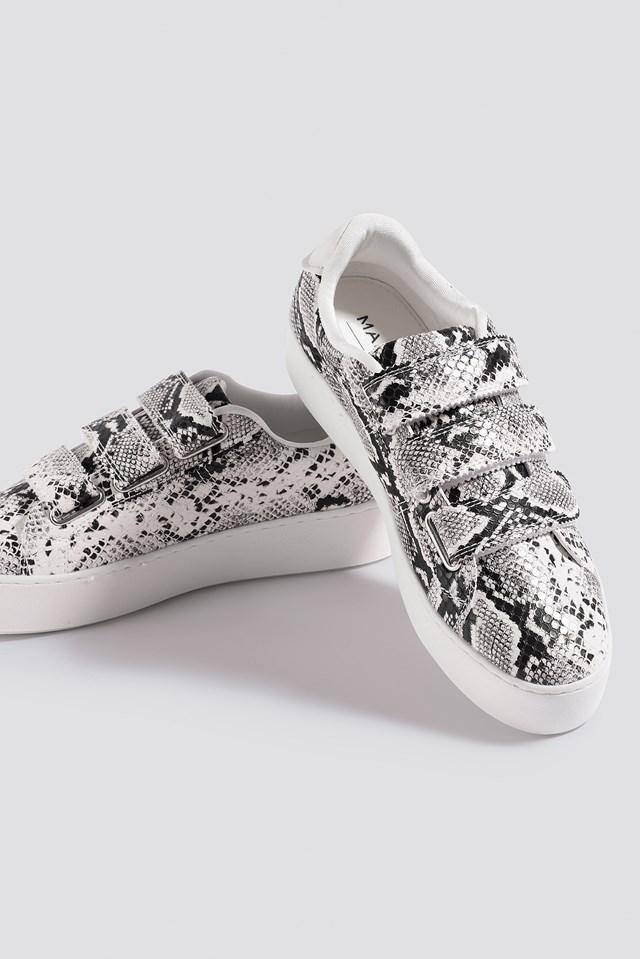 Roy Sport Shoe Gray