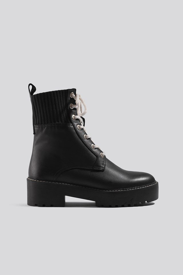 Salma Ankle Boots MANGO