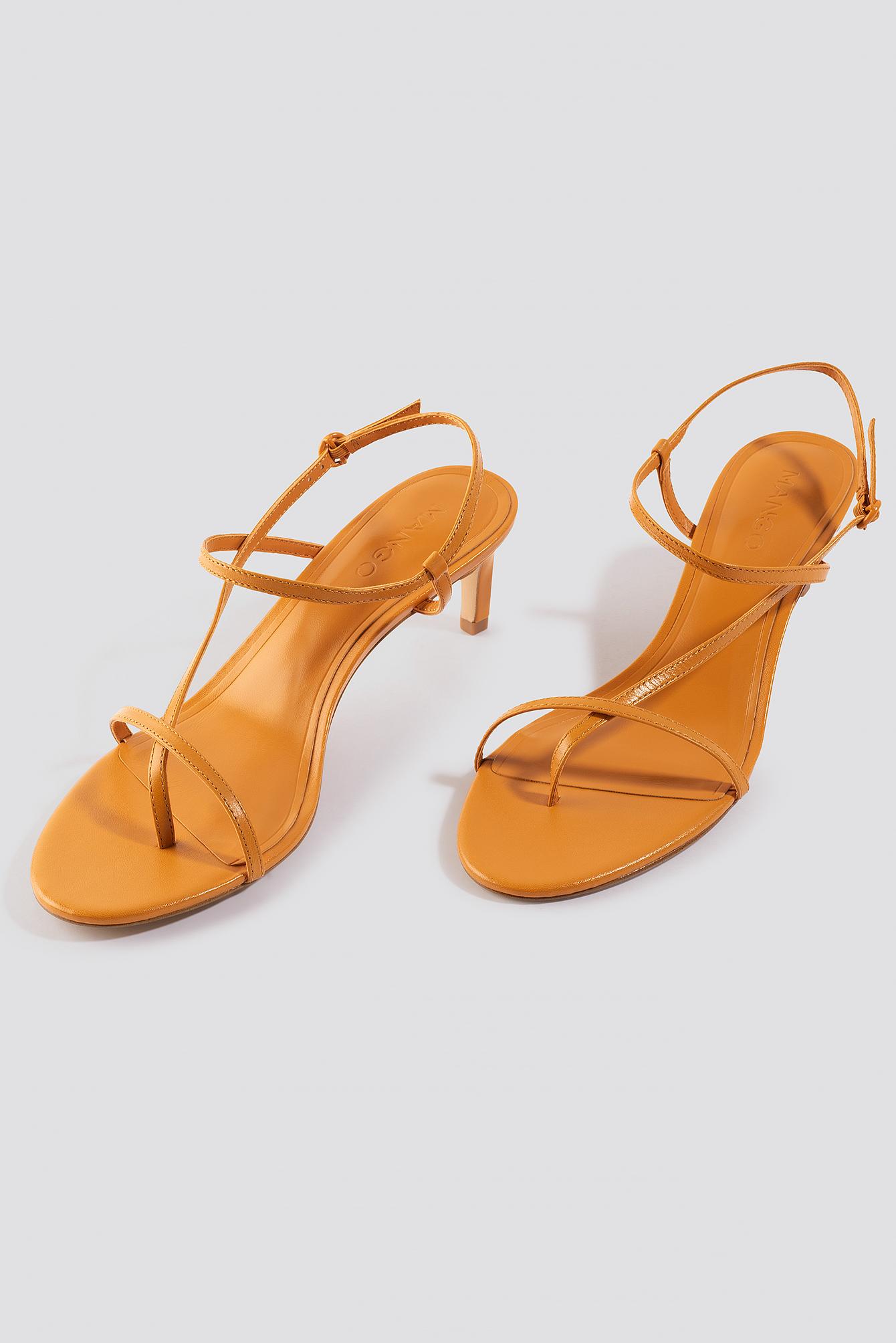 Saloon Sandals NA-KD.COM