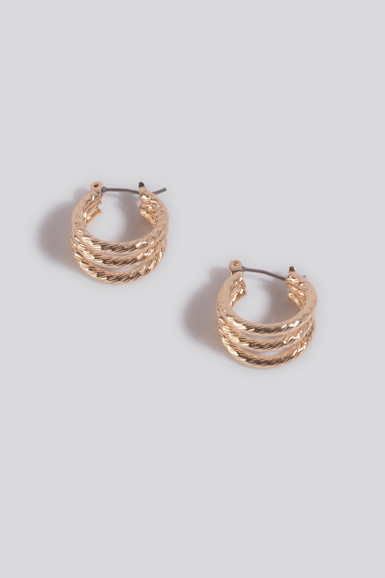 MANGO Sarah Earrings - Gold