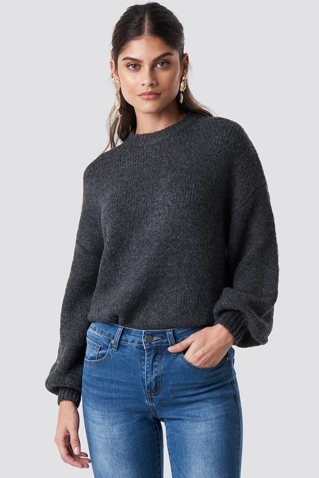 Saudade Sweater NA-KD.COM
