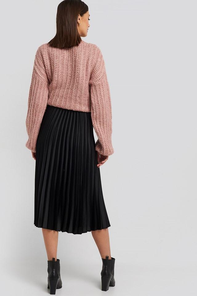Catia Skirt Black